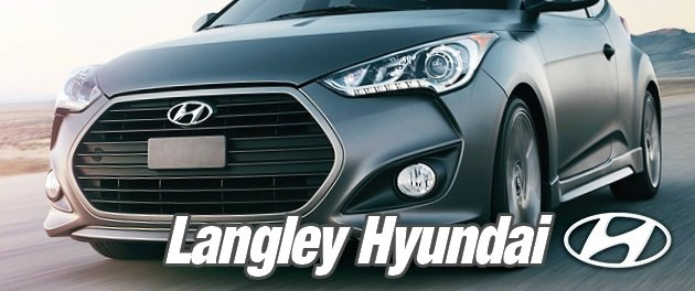 2014 Hyundai Veloster in Langley