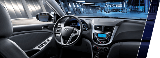 2014 Hyundai Accent in Vancouver, BC