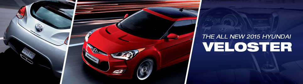 2015 Hyundai Veloster in Vancouver