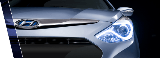 2015 Hyundai Sonata Hybrid LED Lights
