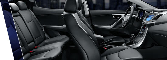 2015 Hyundai Elantra Limited Interior Langley BC