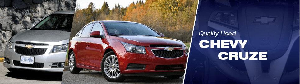 used Chevy Cruze for Sale in Langley, BC