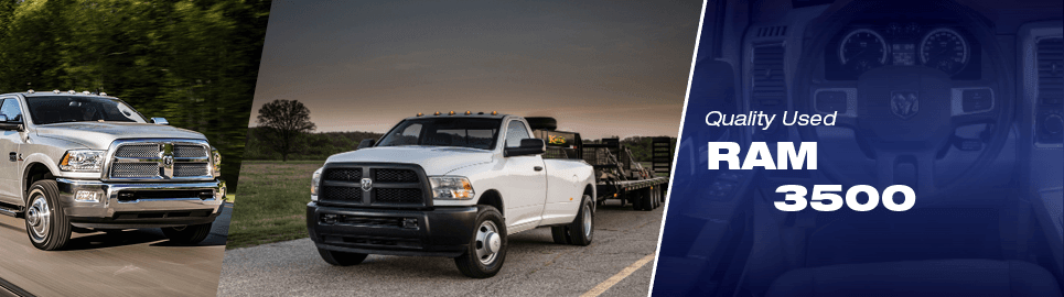 Used Ram 3500 in Langley, BC