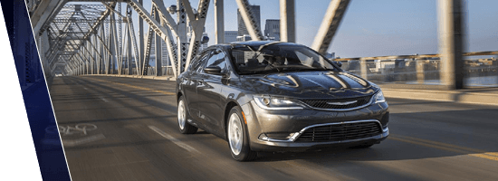 Used Chrysler 200 in Surrey, BC