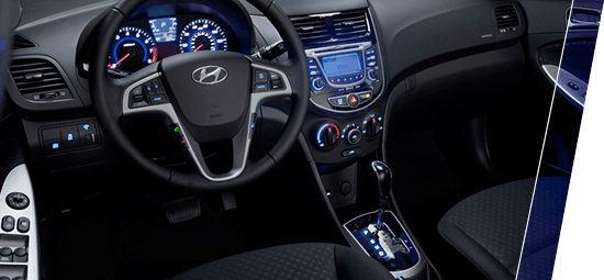 2015 Hyundai Accent Sedan in Langley, BC