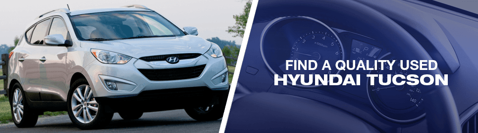 Used Hyundai Tucson in Vancouver