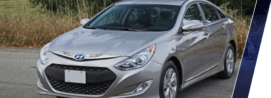 Used Sonata Hybrid in Langley, BC